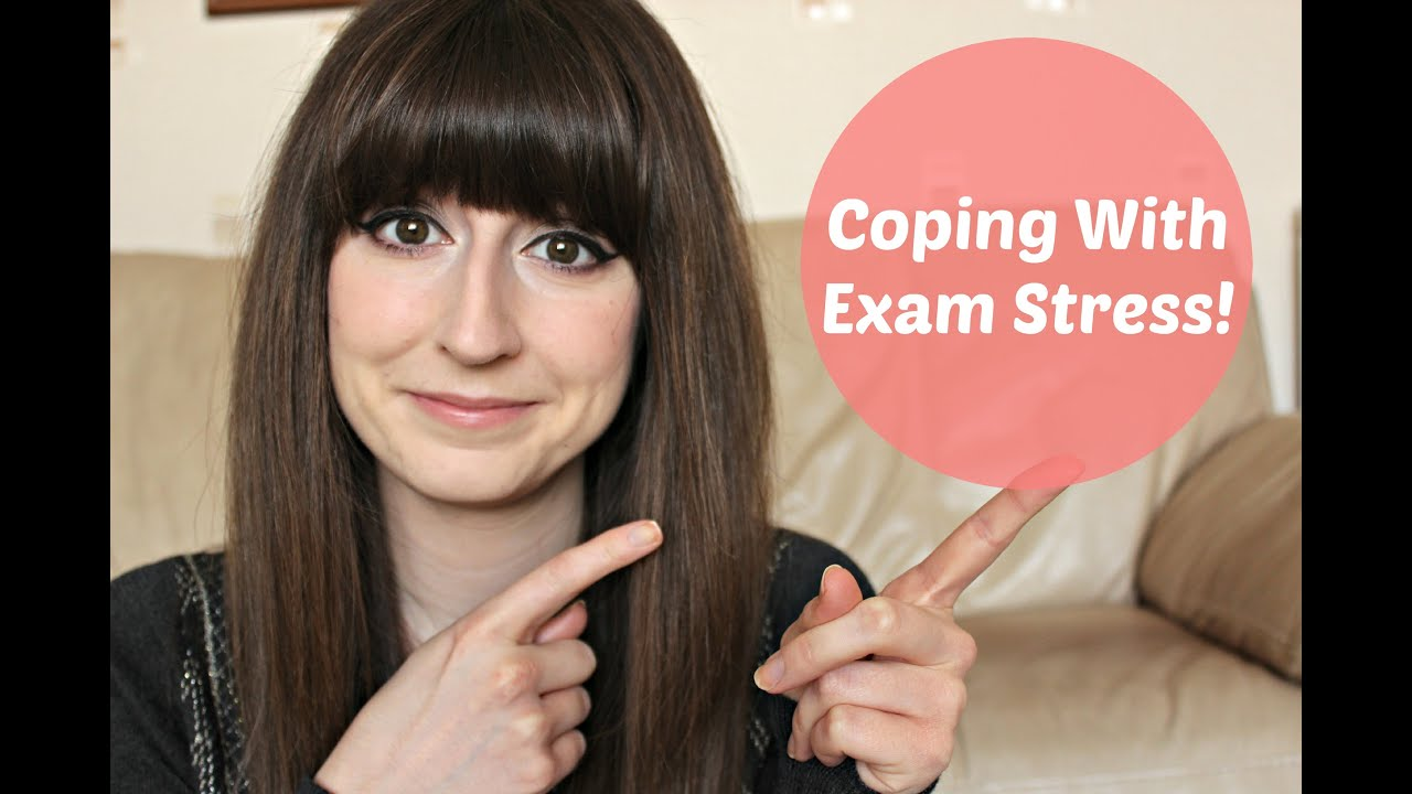 How to cope with GCSE stress?