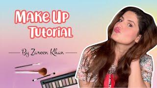 Makeup Tutorial | Beauty | Happy Hippie | Zareen Khan |
