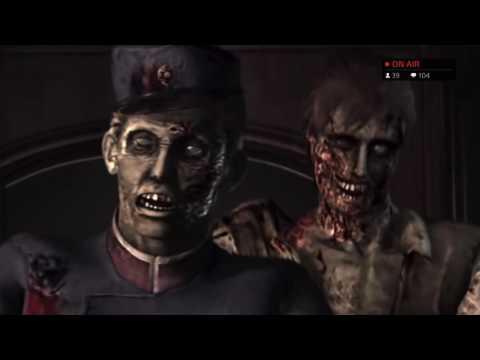 Resident Evil Zero HD PS4 - Kat's revenge on the leeches and proto tyrant!