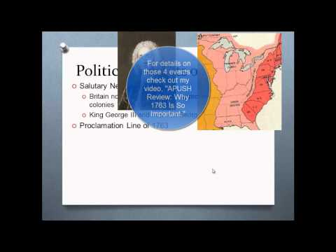 APUSH Review: The French and Indian (7 Years War) War