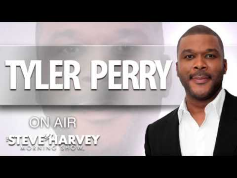 Tyler Perry Interview