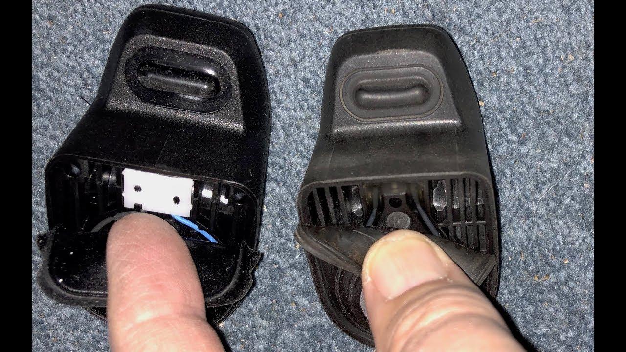 BMW E46 E61 E91 rear window tailgate boot trunk handle switch 61319200673