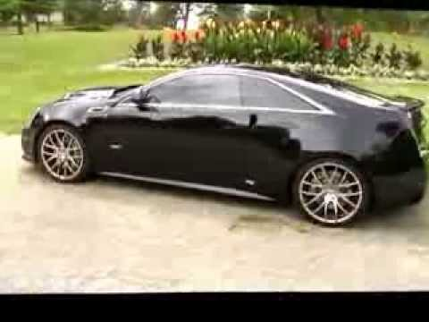 2009 2013 Cadillac Cts V Hood By Bmc Extreme Customs