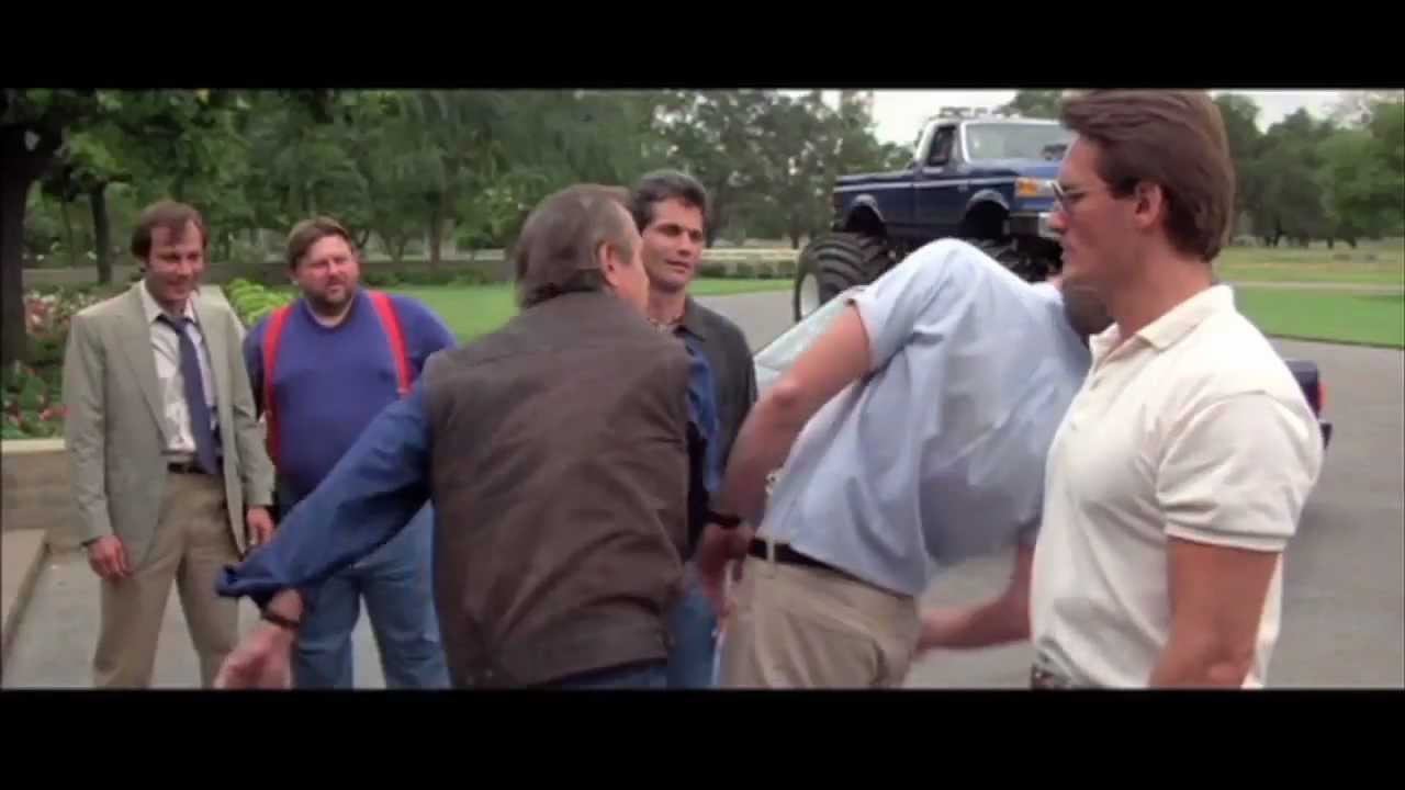 Every Face Punch in The Movie Road House