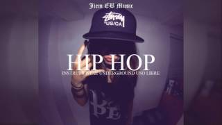 """Hip Hop"" - Freestyle Underground Beat Hip Hop [Uso Libre]"