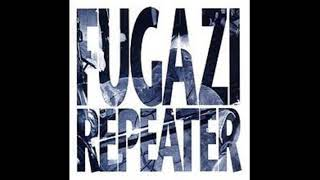 Fugazi - Styrofoam ( Lyrics Video ) Repeater