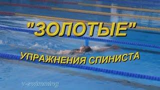 видео: Золотые упражнения  спиниста.