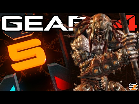 5 Things I want to see added to Gears of War 4!