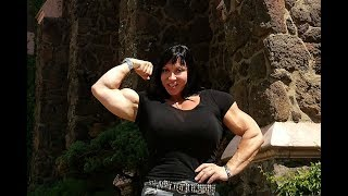Female bodybuilding-Jana Linke Sippl