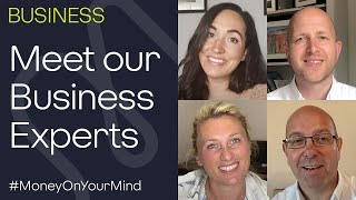 Meet our Virgin Money Red Team Business Experts | #MoneyOnYourMind #SME