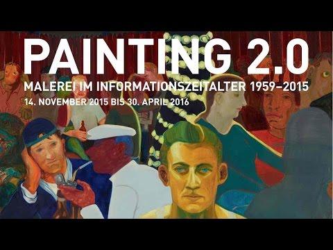 MUSEUM BRANDHORST | ERÖFFNUNGSPANEL PAINTING 2.0: MALEREI IM INFORMATIONSZEITALTER