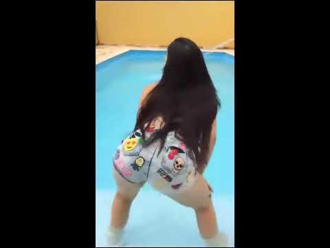 Menina dançando funk