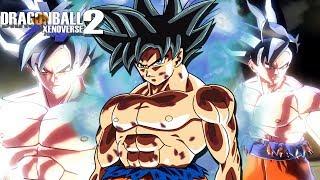 GOKUS NEW GOD FORM UNLEASHED! Limit Breaker Goku, The Forbidden Level | Dragon Ball Xenoverse 2 Mods