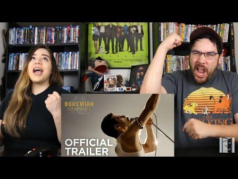 Bohemian Rhapsody - Official Trailer Reaction / Review