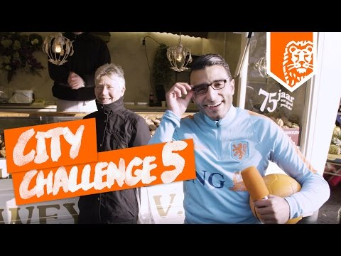 CITY CHALLENGE met TOUZANI – DEVENTER