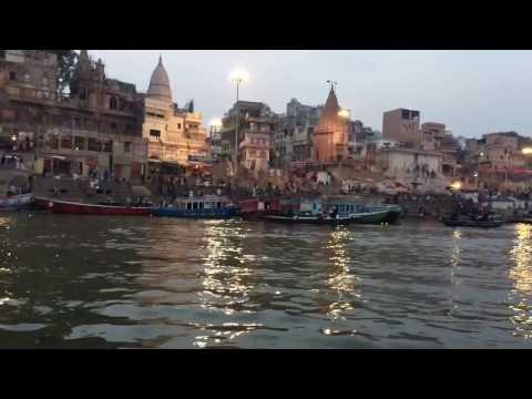 Sunrise on the Ganges
