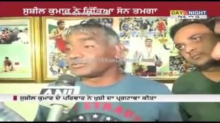 Commonwealth Games 2014: Sushil Kumar beats Pakistan wrestler to win gold