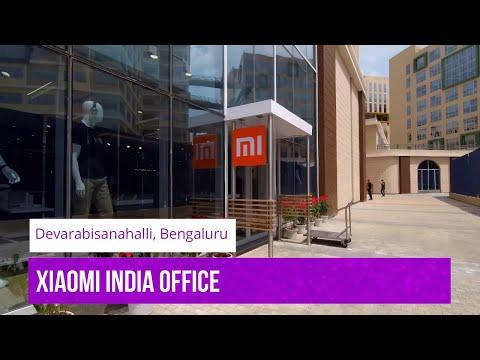 Xiaomi India Office Tour Devarabisanahalli, Bengaluru, plus Mi Home Store