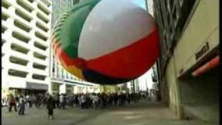 World Largest Beach Balls