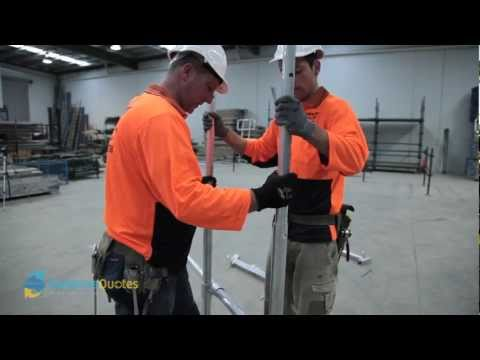 Scafsafe | Independent Scaffolds | Product Launch | Scaffold Australia | Scaffold Protection |