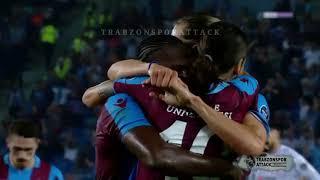 Trabzonspor 8 hafta-17 Gol