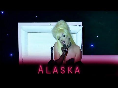 Katya's Birthday Funeral Bash: Alaska's Performance!