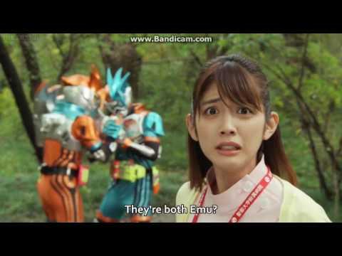 KamenRider Ex-aid Episode 14 Two Emu
