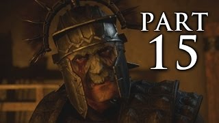 Ryse Son of Rome Gameplay Walkthrough Part 15 - The Wrath of Nemesis (XBOX ONE)