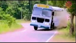 sudu putha bus 81 road