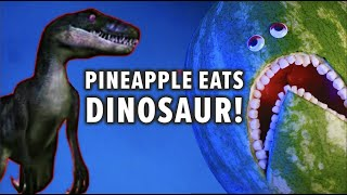 Fruit Surgery in Prison! Pineapple eats Dinosaur! Discount Dentist Ep 151 TikTok #Shorts
