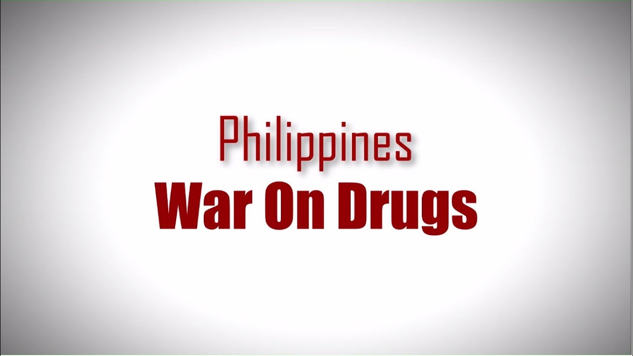 Philippines War on Drugs Infomercial