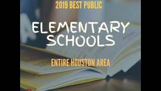 Best Public Elementary Schools in Houston 2019