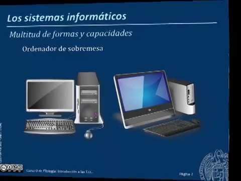 Introducción a las Tecnologías de la Información y las Comunicaciones (videolección)