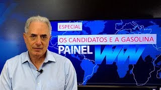Especial: os candidatos e a gasolina. William Waack comenta