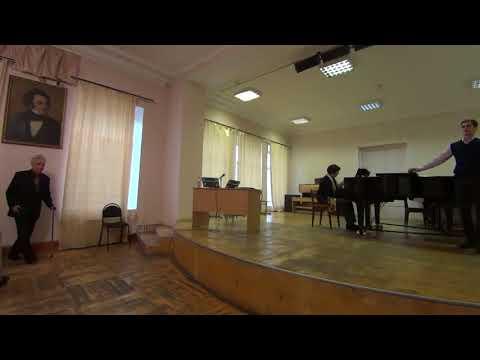 Н.Н. Голышев мастер-класс - Андрей Денисов