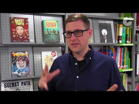 Interview with Canadian Cartoonist Jeff Lemire