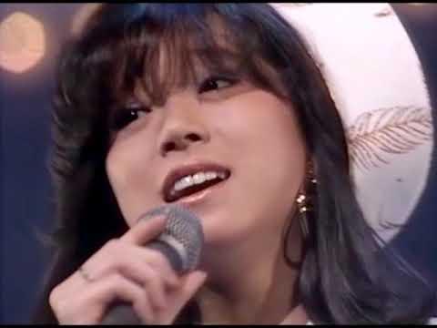中森明菜・北ウイング(レツヤン 1984年2月12日)