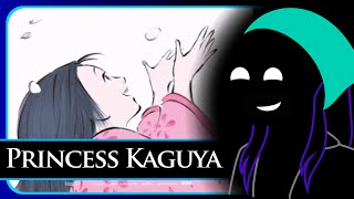 Princess Kaguya is owned by Studio Ghibli and distributed by GKIDS....