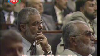 No 324 TBMM Bütçe Görüşmeleri RP Başabakanlık Dönemi 1996
