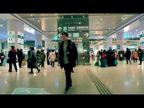 Chengdu Metro Winter