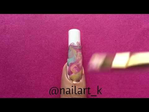 What to do with almost empty nailpolish bottles!!