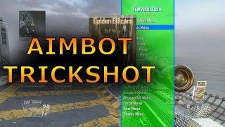 BO2 Unfair Aimbot Trickshotting + Fan Freakout!