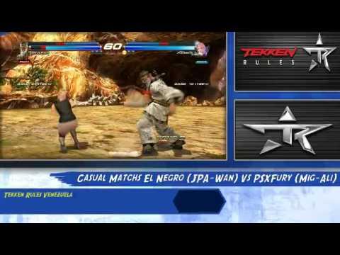 Local Matchs El Negro (J.PA-Wan) Vs PSXFury (Mig-Ali)