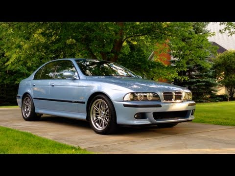 Ryan's 2000 BMW M5 In Full Detail, Tour, Drive