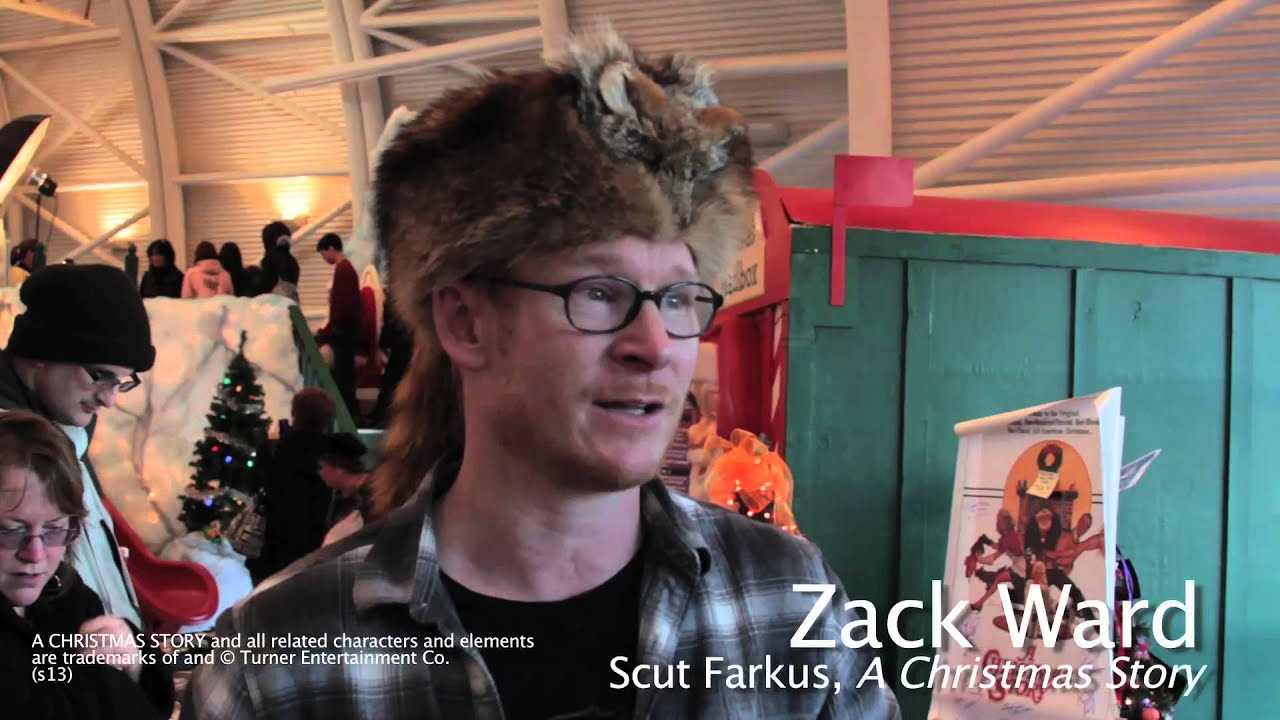 A Christmas Story Characters.Zack Ward Scut Farkus Talks About A Christmas Story Comes Home 2013
