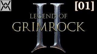 Прохождение Legend of Grimrock 2 [01] - Пляж.