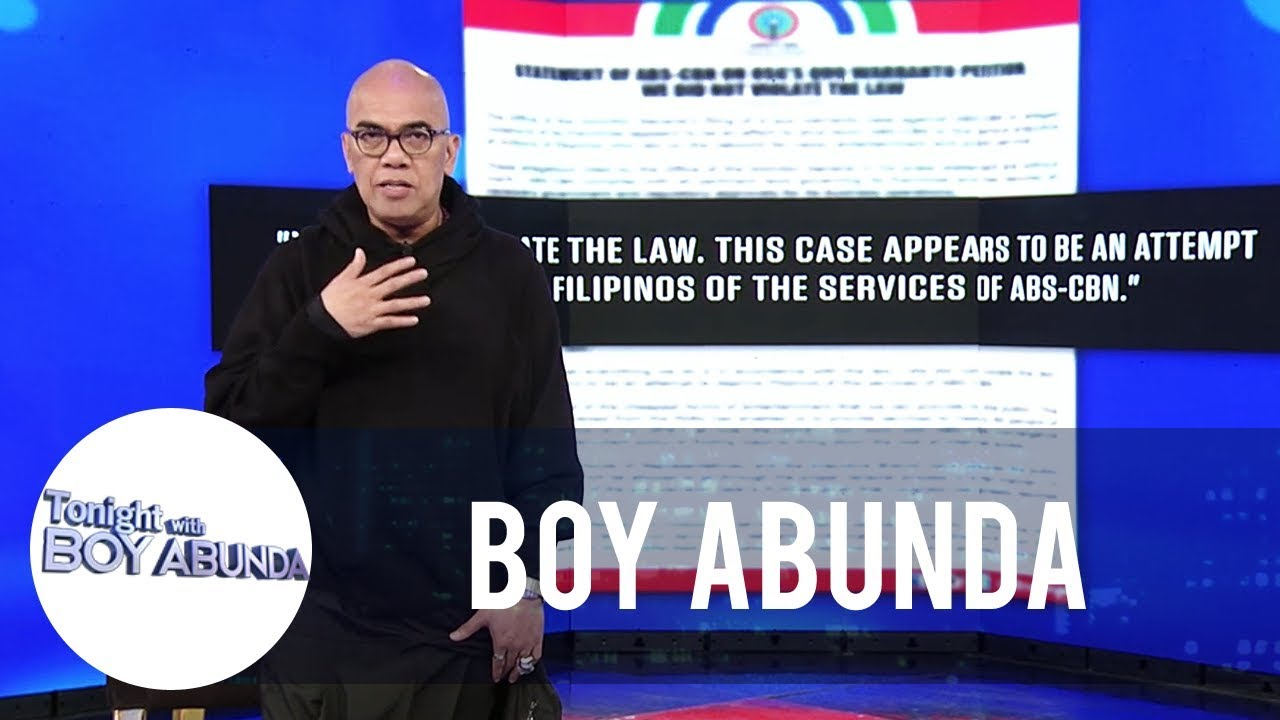 Tito Boy shares his opinion about the current state of the ...
