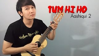 Video Tum Hi Ho - Nathan Fingerstyle Cover (Aashiqui 2) download MP3, 3GP, MP4, WEBM, AVI, FLV Oktober 2017