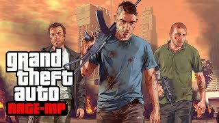 GTA V - How to Play Online (For Crack Version)