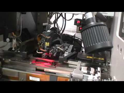 KnS 8028PPS Machine Buy-Off
